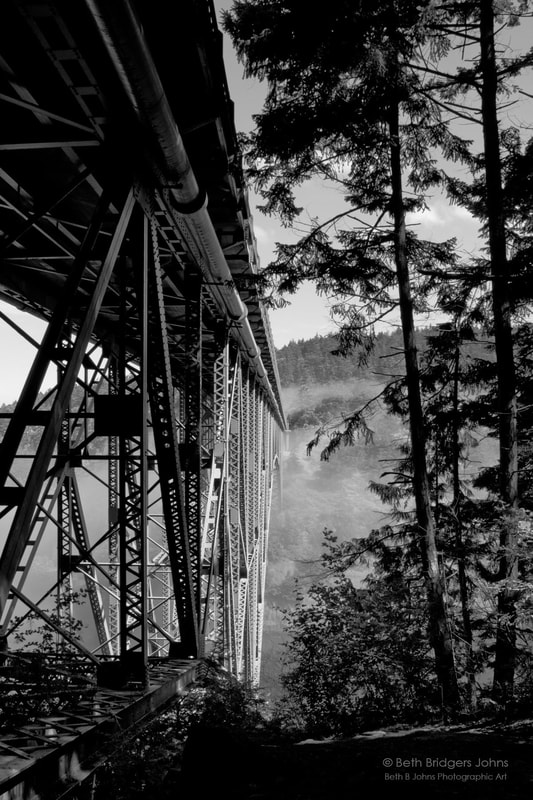 Deception Pass Bridge, Beth B Johns Photographic Art