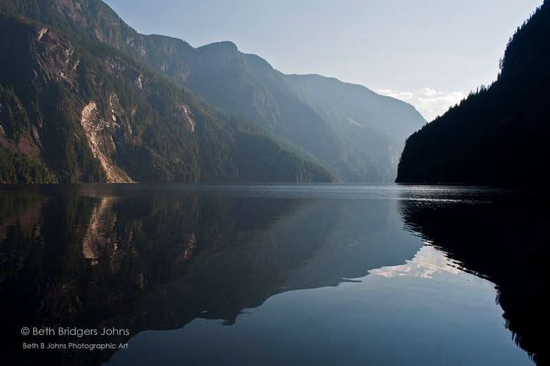 Princess Louisa Inlet, Beth B Johns Photographic Art
