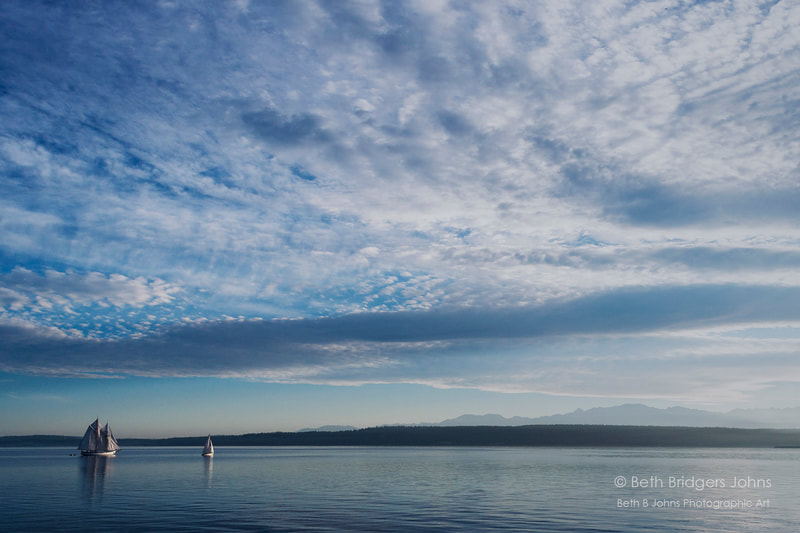Port Townsend Bay, Beth B Johns Photographic Art