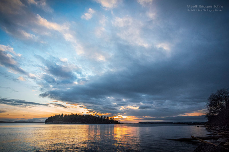 Whidbey Island, Polnell Point, Beth B Johns Photographic Art