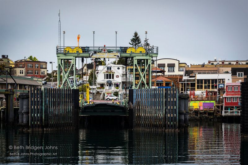 Friday Harbor, San Juan Island, Beth B Johns Photographic Art