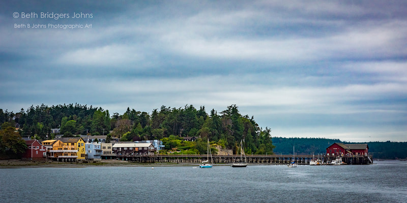 Coupeville, Penn Cove, Race Week, Penn Cove, Whidbey Island, Beth B Johns Photographic Art