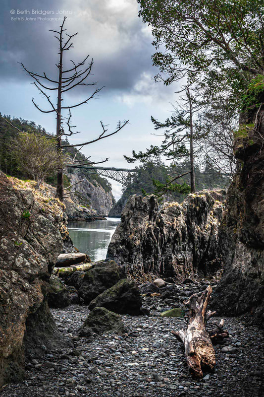 Bowman Bay, Beth B Johns Photographic Art
